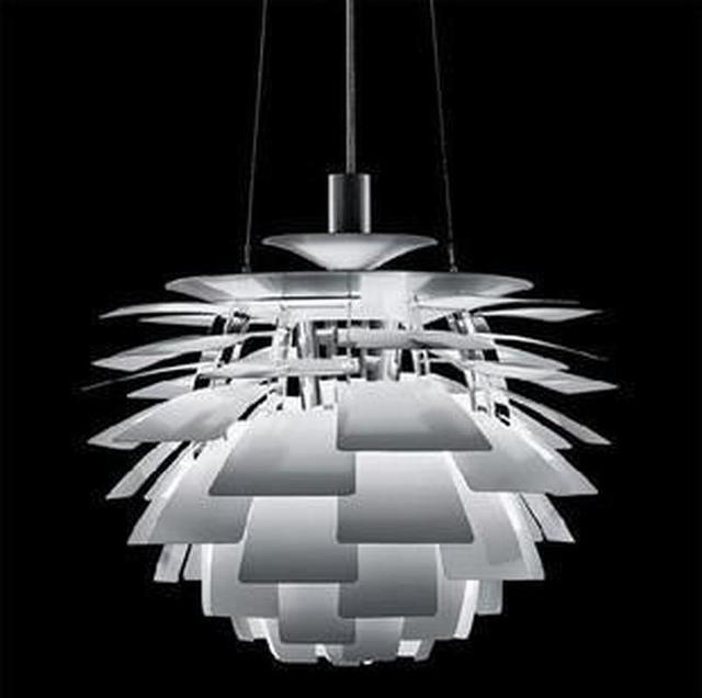 38 48cm Poul Henningsen Ph Artichoke Pendant Light Modern Aluminum Lamp Dining Room Lighting Fixture