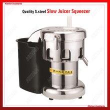WF-A3000/B3000 Электрический профессиональная соковыжималка extractor коммерческого использования для фруктов соковыжималка для апельсинов desktop нержавеющая сталь