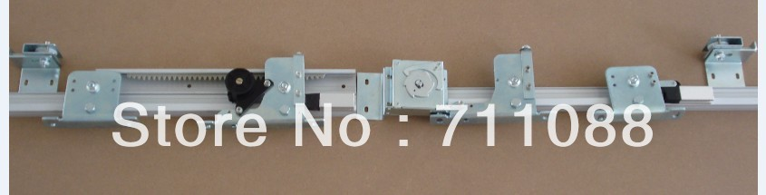 Double type semi-automatique ferme-porte, opérateur de porte