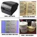 Этикетка для мобильного телефона IOS  IMEI  принтер с печатным раствором  профессиональная техническая поддержка для 5 черных этикеток и белой ...