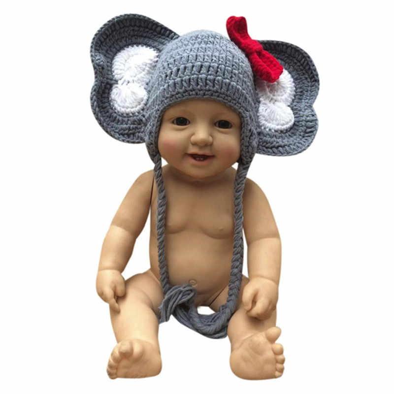 Elephant Hat Crochet Pattern - Ellie the Elephant – Ava Girl Designs | 800x800