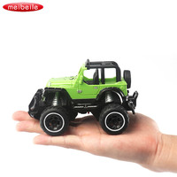 1:43 RC Car 4CH Driving Toy Plastic Radio Remote Control Cars Model Electric Off Road Vehicle Truck Children's Toy for Boys Kids
