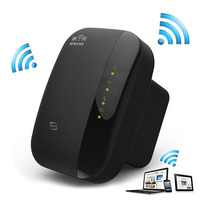 Pixlink N300 Wifi Repeater Router Acess Point AP 300Mbps Wifi Signal Amplifier Wireless Signal Booster Extender