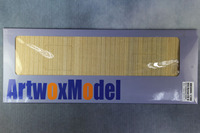 ARTWOX Trumpeter model 62001 wasp aircraft carrier CV 8 wood deck AW30005