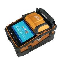 AI 9 Multi language Intelligent FTTH Six Motors Arc Signal Fire Ai 9 Fiber Optic Fusion Splicer with OPM VFL Fiber Fusion Splice