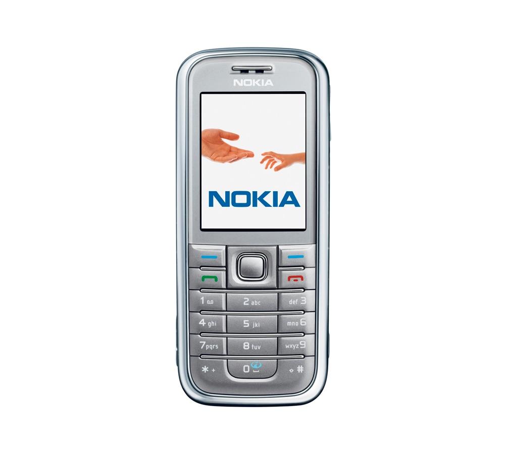 Цена за Сотовый Телефон Nokia 6233 Разблокирована для GSM900/1800/1900/2100 МГц 2.0MP камеры