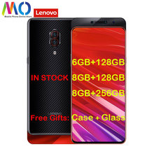 "Lenovo Z5 Pro GT 855 Version Smart Phone 8GB 256GB Snapdragon 855 ZUI 10 Android P 6.39"" Super AMOLED Screen FingerPrint Face ID(China)"