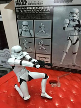 star wars action figure darth vader stormtrooper revoltech star wars lightsaber light saber sword robot action