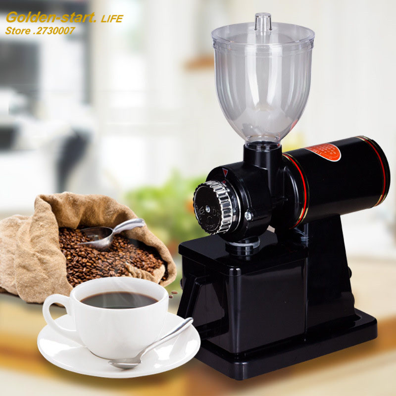 Electric Coffee Grinder Machine, coffee Bean Grinder maker free shipping Seasoning Grinder bear three layers of bean sprouts machine intelligent bean sprout tooth machine dyj b03t1
