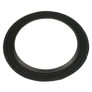 Image 4 - Ghxamp 2PCS 10 Inch 245mm Cloth Speaker Surround Side Two 2 Fold Ring Suspension Stage Subwoofer Repairs