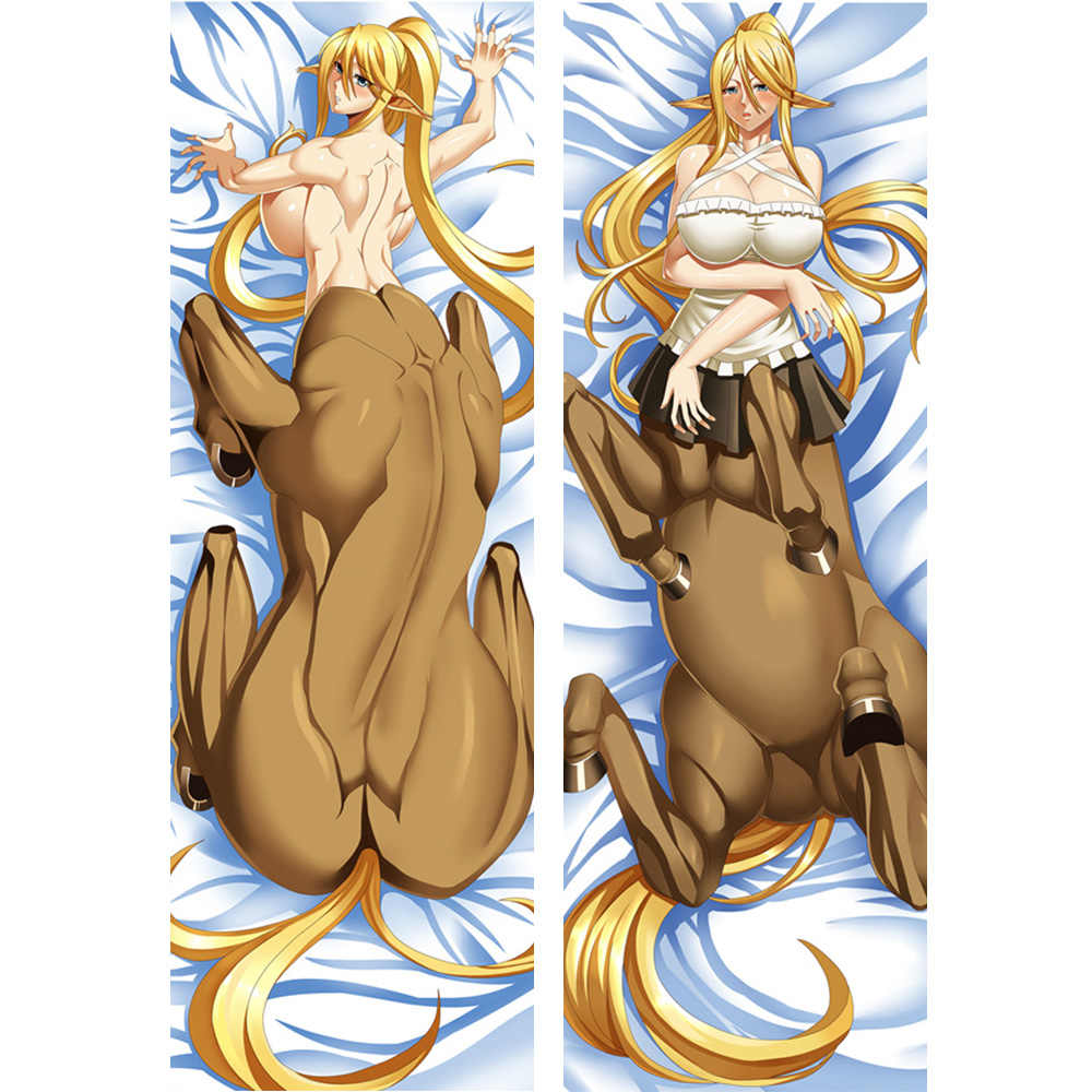 monster musume no iru nichijou anime dakimakura hug pillow case Centorea waifu pillow otaku