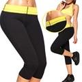 HOT Sexy Mujeres Body Shapers Pantalones Súper Stretch Neopreno Envoltura Envolturas de Control Bragas Más Tamaño Deportes Ejercicio Culturismo