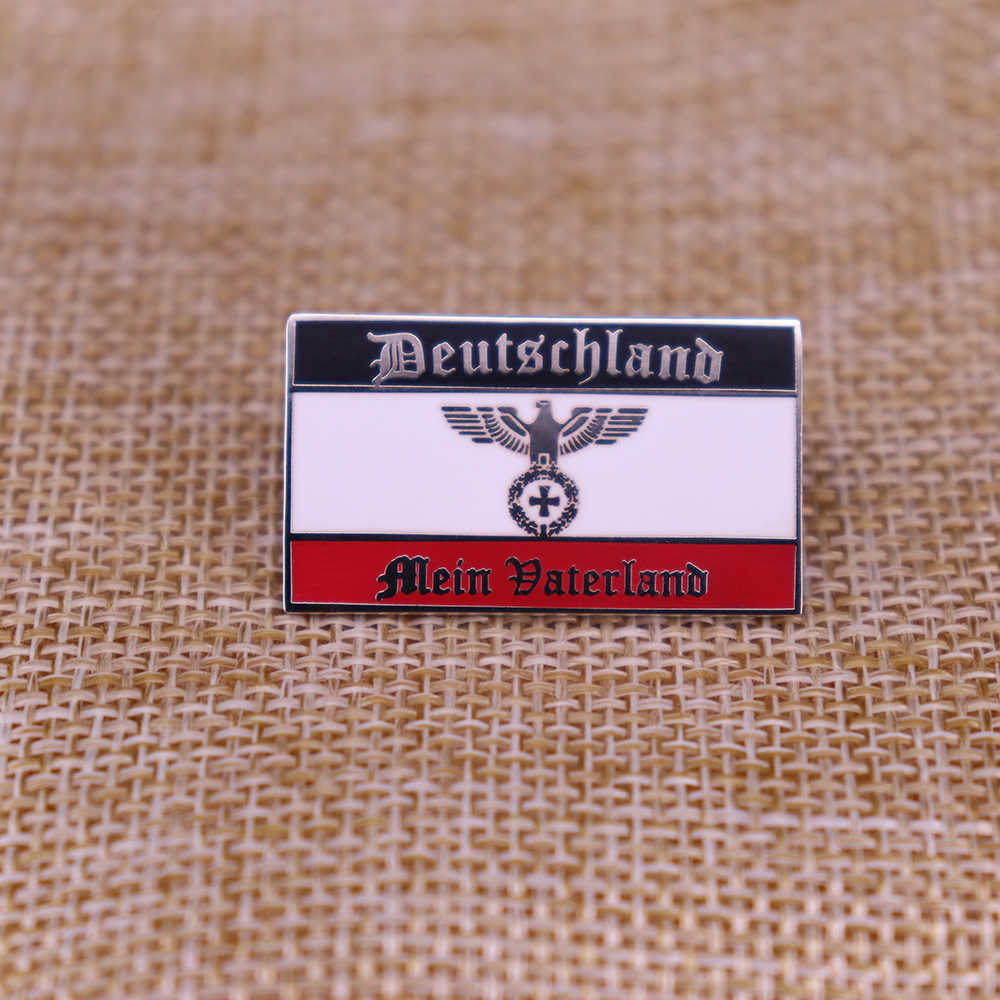Ww2 germany deutsche ทหาร pin eagle pin badge