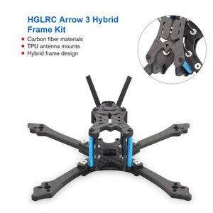 HGLRC Arrow 3 inch Hybrid Fram