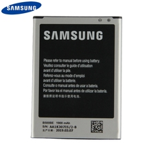 Original Samsung Battery B500BE For Samsung GALAXY S4 Mini I9190 I9192 I9195 I9198 S4Mini Genuine Battery With NFC 4Pins 1900mAh for samsung s4 mini i9190 i9195 samsung s4 i9190 i9195 new10pcs