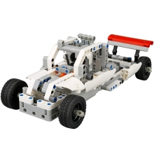 Sdl Block Car 2Ch 10 In 1 Diy Building Bricks Racing 2017A-27 Rc Racer Educational Toy