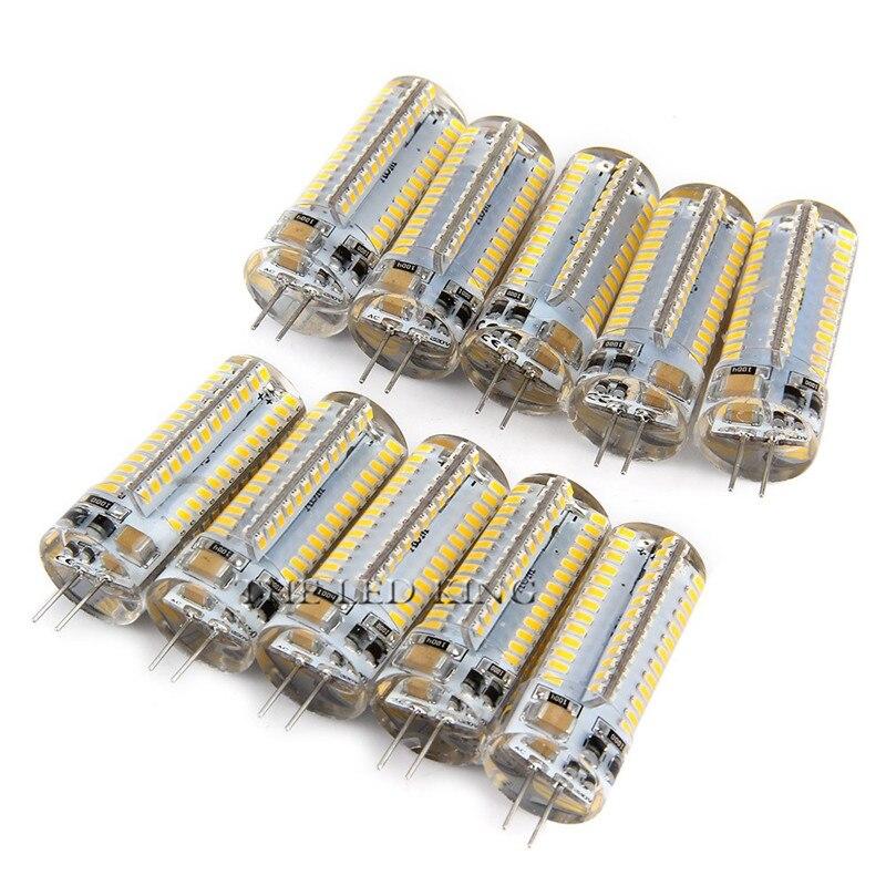 SonQin 10 светильник т. свет G4 Светодиодный прожсветильник Тор 3014 SMD 3 Вт/5 Вт/9 Вт/12 Вт/15 Вт/21 Вт DC12 переменный ток 220 В Замена 10-80 Вт Бесплатная доста...
