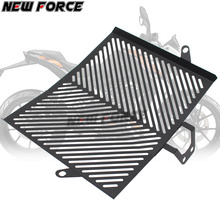 For KTM 1050 1190 1290 Adventure 2013-2017 Radiator Grille Guard Cover Protector for ktm 1190r 1190 adventure 2013 2018 2017 2016 motorcycle accessories headlight head lamp light grille guard cover protector