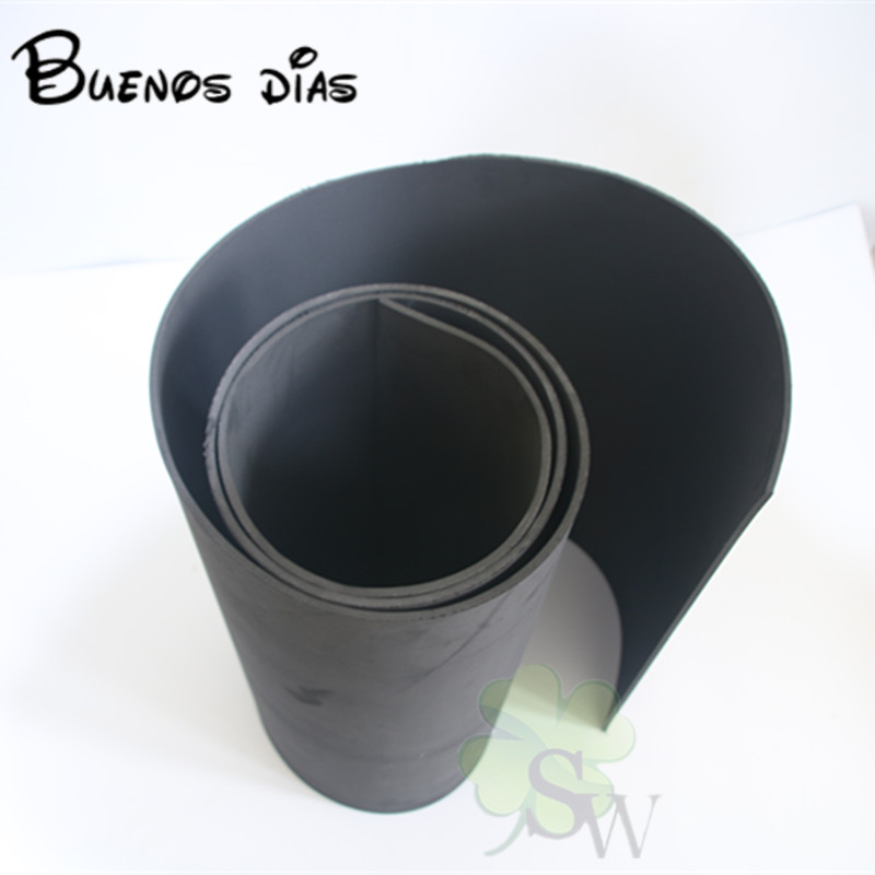 5mm Black Color Eva Foam Sheets,Craft Sheets, School Projects, Easy To Cut,Punch Handmade Material 50*280cm