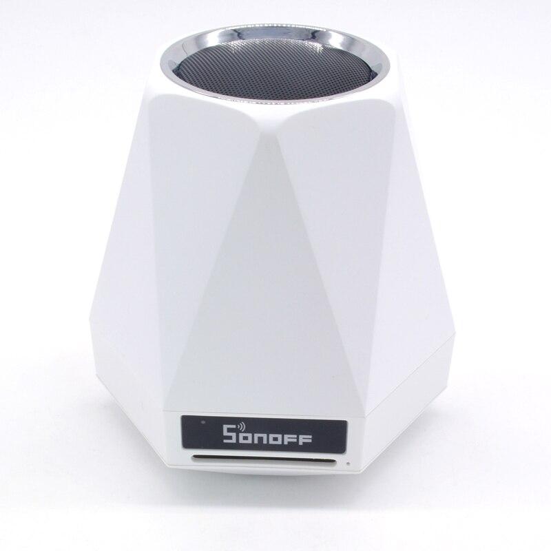 ITEAD Sonoff SC Smart Home Interior WiFi Monitor de Temperatura Ambiental, humed