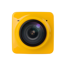 2016 New Arrival Mini Sports Action Camera 720P 360 degree Panoramic VR Camera Build-in WiFi Mini Ultra Life DV