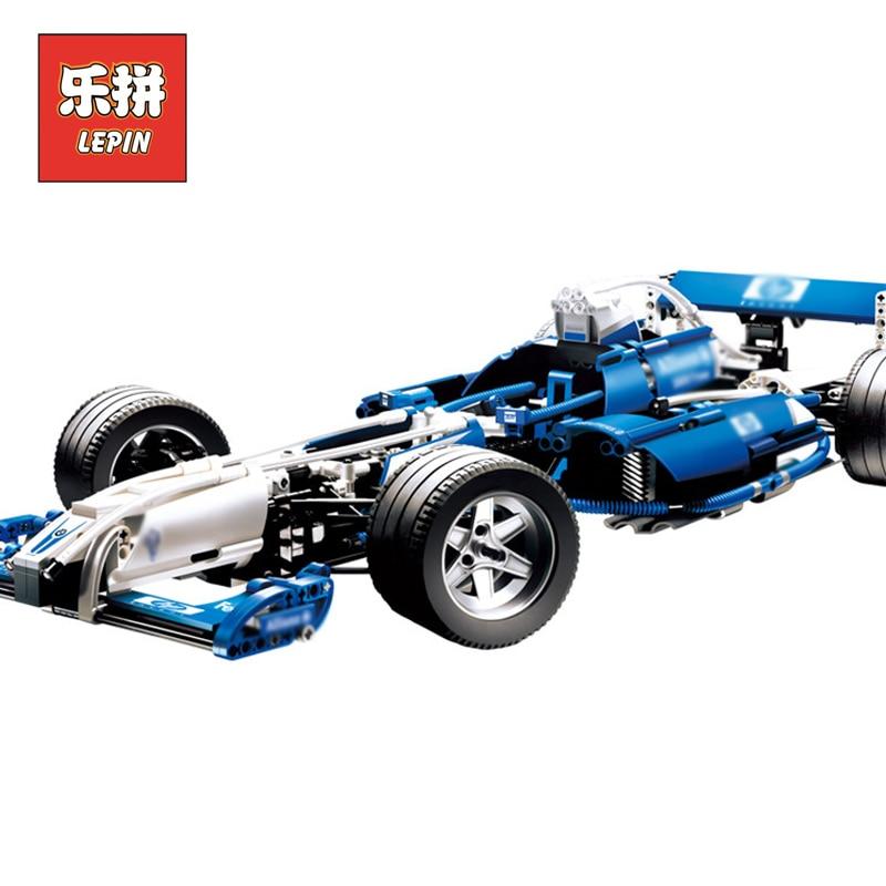 lepin-20022-technic-series-8461-the-williams-font-b-f1-b-font-team-racer-set-car-building-blocks-bricks-toys-children-toys-lepin-technic-car