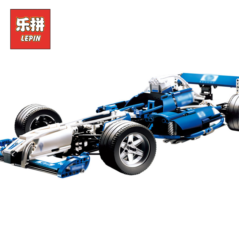 lepin Technic 20022 the Williams F1 Team Racer Set Car 8461 23018 MOC-5530 Hybrid Building Blocks Bricks Children Legoinglys Toy