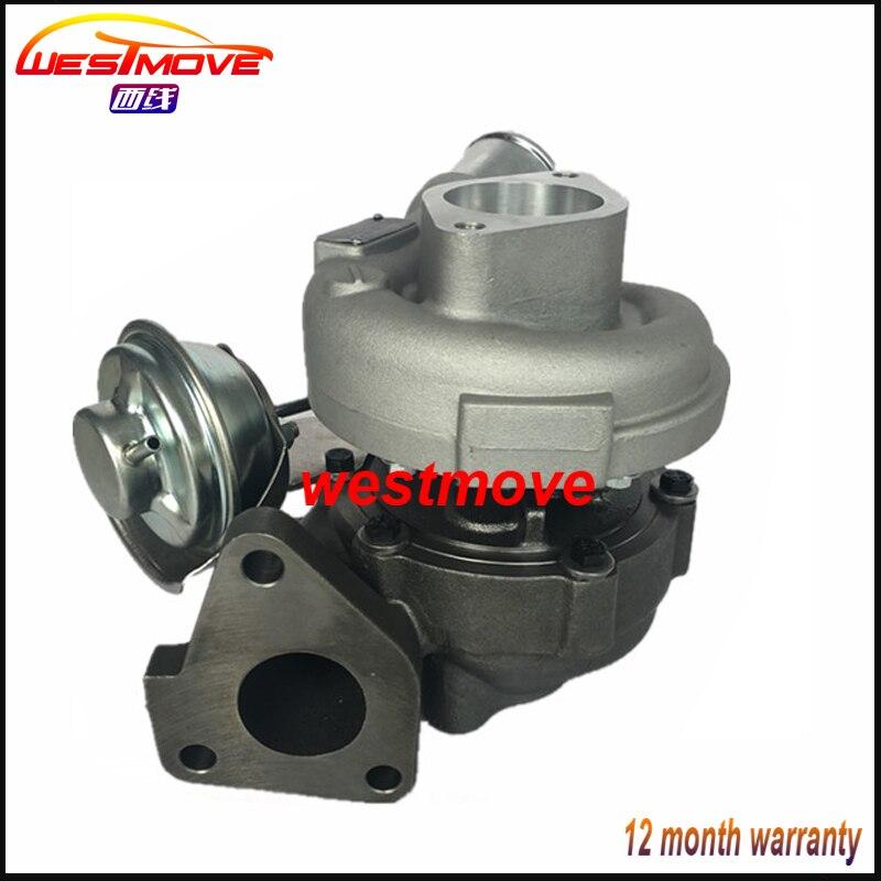 GT1749V Turbo 771507-5001S 771507-0001 14411-VZ20A Turbocharger For Nissan Urvan Pour Caravane Interstar ZD30 3.0 DCI 3.0L