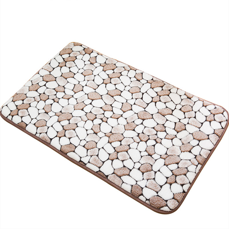 US $7.2 40% OFF|Entrance Floor Mat Bathroom Mat Non Slip Bath Carpet Barh  Pad Door Rugs Washable Kitchen Rug Living Room Carpet Soft Toilet Mat-in ...