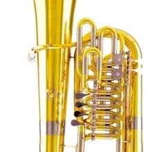 3/4 туба F ключ высота 907 мм Желтая латунь туба s Музыкальные инструменты профессиональные