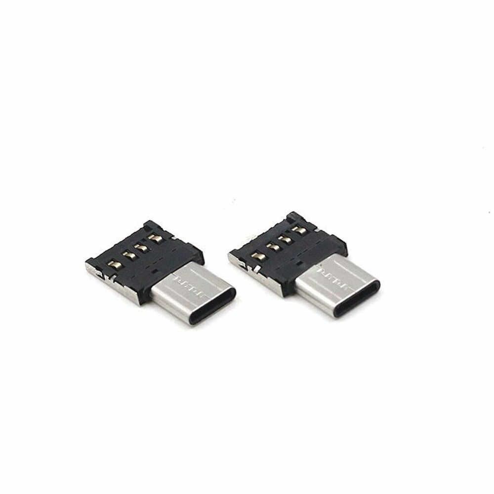 Ascromy mi cro USB hembra a tipo C macho adaptador para Xiaomi mi 8 rojo mi nota 7 Huawei P20 Lite Oneplus 6 Samsung S8 más S9 Nota 9