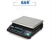 JJ серии 2000 г 0,1 г Цифровой точности Электронные весы, аналитические, точные весы для лаборатории преподавания