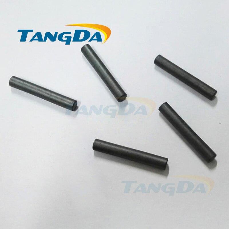 32 230 Ferrite bead Cores ROD CORE R32*230mm Diameter 32mm length 230mm Mn-Zn soft SMPS RF Ferrite inductance toroidal transformer 32mm inner diameter ferrite core as200 125a black