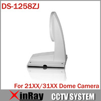 Free Shipping Original Hikvision Wall Mount Bracket DS 1258ZJ For Hikvision IP Camera DS 2CD2132 I