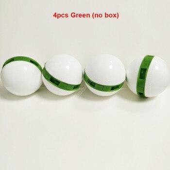 4pcs green no box