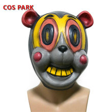 NEW The Umbrella Academy Party Decoration Props Latex Head Mask Funny Masks Novelty Halloween