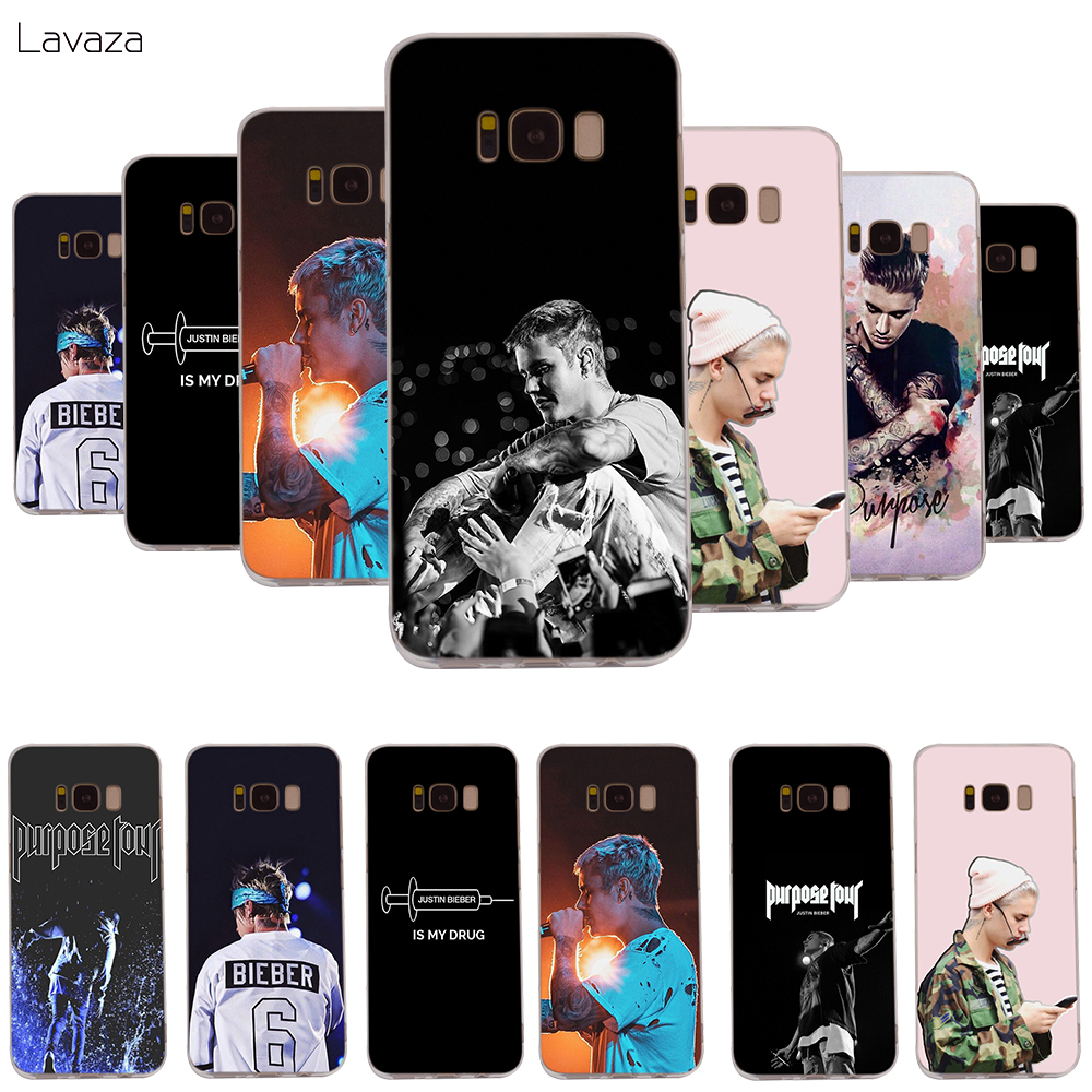 Fitted Cases Yimaoc Justin Bieber Purpose Tour Soft Silicone Phone Case For Samsung Galaxy A10 A30 A40 A50 A70 M10 M20 M30 Tpu Cover Pure And Mild Flavor Cellphones & Telecommunications