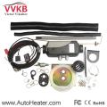 Free Shipping High Quality Diesel Air Heaters 24V 5000W Similar Webasto Heater ; All the Electronic Components is Car level