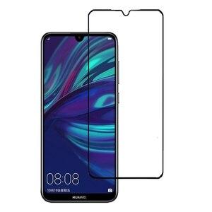 Image 4 - Szkło hartowane dla Huawei Y7 2019 szkło ochronne dla Huawei Y 7 2019 ochraniacz ekranu Y72019 DUB LX1 7Y Y7Pro 2019