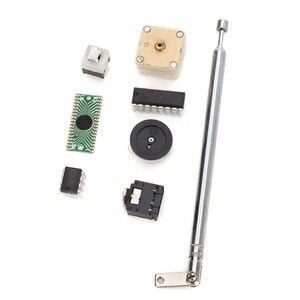 Image 3 - 新しい到着diy fmラジオキット電子学習組み立てるスイート部品用初心者研究学校指導放送ラジオセット