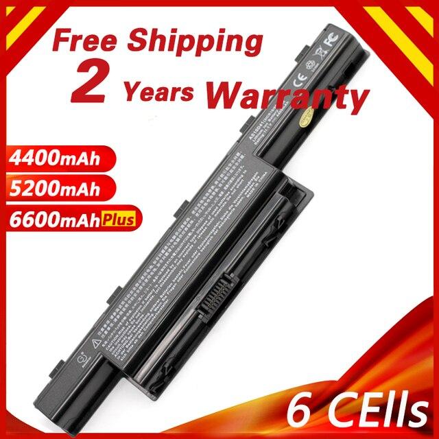 Golooloo Laptop bateria do acer Aspire E1 E1-431 E1-471 E1-531 E1-571 E1-421 V3 V3-471G V3-771G V3-551G V3-571G