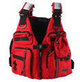 Detachable Adult Life Jacket Vest Aid Sailing Surfing Fishing Kayak Boating Outdoor Sports With ManyPockets