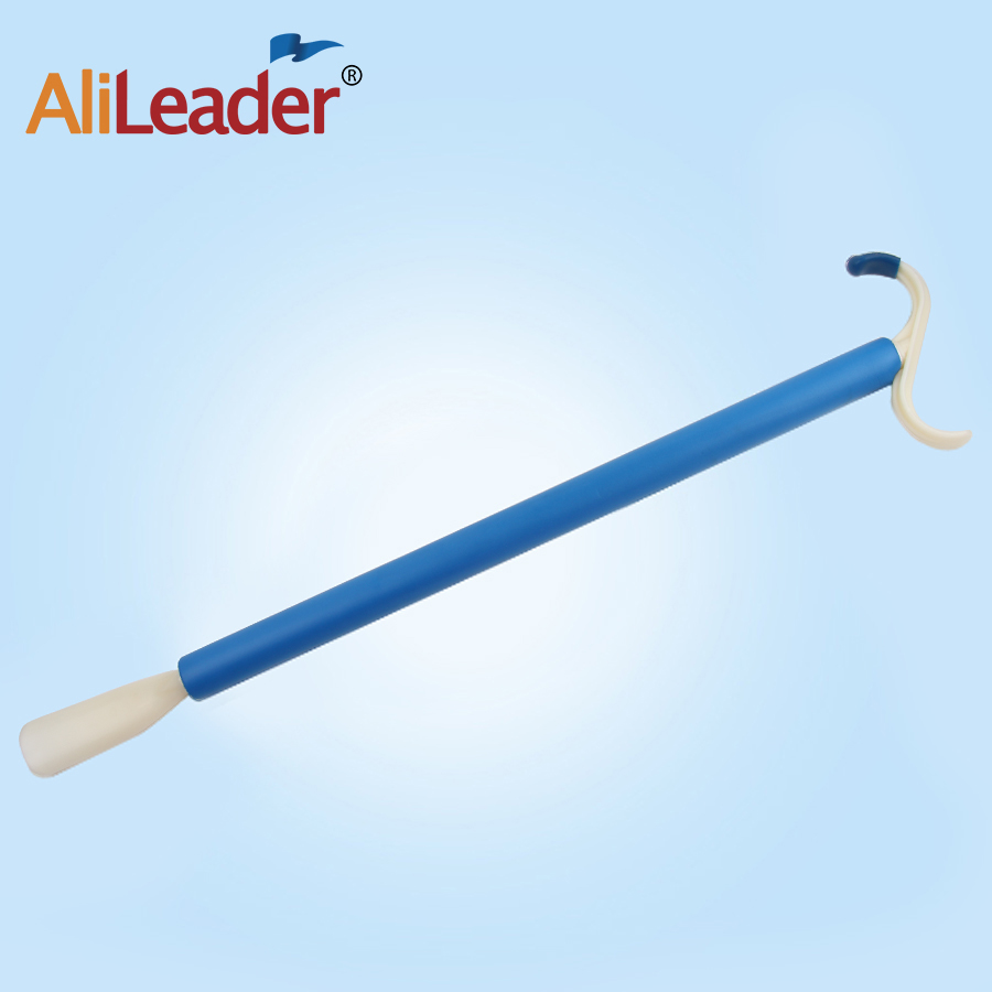 Alileader Dressing Stick Fully For Long Lengths Up To Makes Putting On and Taking Off Clothing