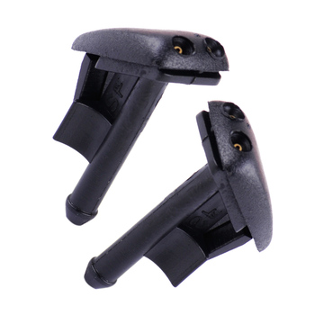 beler 2pcs Windshield Spray Nozzle Washer 61601384859 Fit for BMW E36 Z3 M3 318i 318is 318ti 323i 323is 325i 325is 328i 328is image