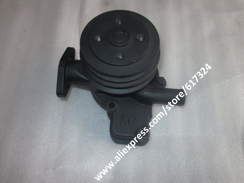 Jiangdong engine JD495T for tractor like Jinma, Luzhong etc, the water pump, part number: jiangdong ty395e jd495 engine for tractor like jinma the water pump for by pass hoses and extra vent for warm