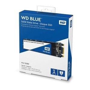 Image 5 - Western Digital WD Internal SATA M.2 SSD 250 ГБ 500 Гб NGFF твердотельный накопитель 1 ТБ 2 ТБ внутренний M.2 2280 ssd для ПК ноутбука