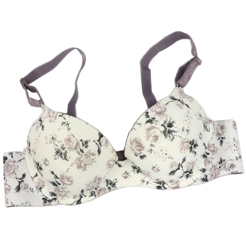 XIUSHIREN Beach Intimates Sexy Bra Briefs 36BC 38BC 40BC 42BC Lace Push Up Bra Set Women Underwear Girl Floral Brassiere DE0040 7
