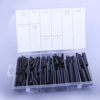 450pcs spring pin elastic cylindrical hollow pin cotter pin positioning pins