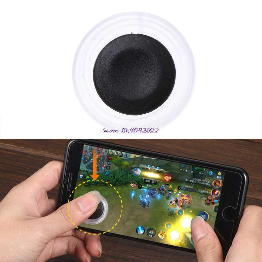 Untra-Sottile Gioco Joystick Controller Stick Per Touch Screen Del Telefono Cellulare Tablet