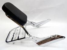 Dossier Sissy Bar Set Porte-Bagages pour Honda Magna VF 250 750 VF250 VF750